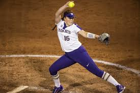 Softball Game Schedule Maker Uw And Alabama Softball Know Each Other Well But Gabbie Plain Could