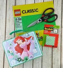 easy diy lego travel kit