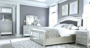 Grey Bedroom White Furniture Gray And White Bedroom Modern White Bed ...