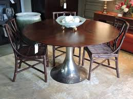 metal base dining table. Tulip Base Dining Table Room Ideas Metal