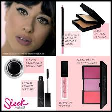 sleek makeup on twitter we re loving singer fo pretty doe eyes and pastel lips re create her look t co asgcaia5af t co qduhnabqjf