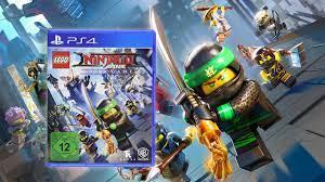 The LEGO Ninjago Movie Videogame gratis für die PS4, Xbox One und PC