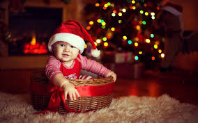 cute merry christmas wallpaper baby. Delighful Merry Cute Baby Wearing Christmas Cap Inside Cute Merry Christmas Wallpaper Baby B