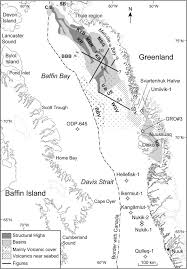 Baffin Size Chart Basin Seismic Stratigraphy And Aspects Of Prospectivity In