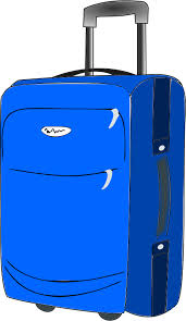 Image result for suitcase clipart