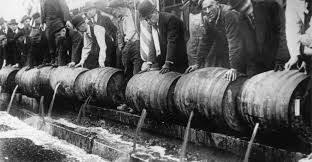 Image result for eliot ness beer raid