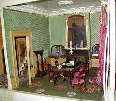 A Th Century Dolls House Designed To Dazzle Tunbridge Wells - Dolls house interior