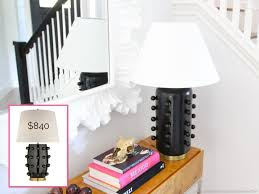 DIY: KELLY-WEARSTLER INSPIRED LAMP | Spray Paint & Chardonnay