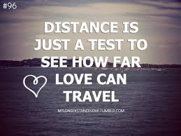 Best Distance Love Quotes
