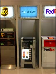 Ballet Flat Vending Machine Impressive Flat Out Of Heels Flat Out Of Heels VENDING MACHINES Are Here
