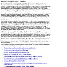 jefferson research paper  thomas jefferson essays and papers 123helpme