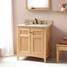 30 alvelo vanity for rectangular undermount sink oak