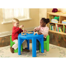Small Picture Little Tikes Table and Chair Set Multiple Colors Walmartcom
