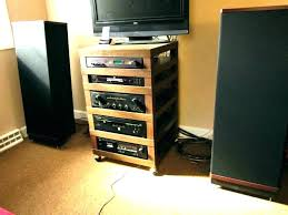 stereo cabinet small stereo cabinet component av full size of interior audio tower with glass doors stereo cabinet