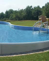 inground pools. Semi Inground Pools Inground Pools