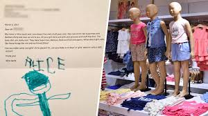 How To Make A Cool Shirt 5 Year Old Asks Gap To Sell Cool Clothes For Girls