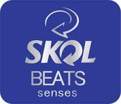 beats logo blue. skol beats sense logo vector blue d
