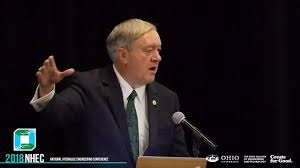 M Duane Nellis, President, Ohio University - Welcome - YouTube