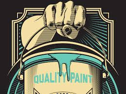 Marina Hildebrand Design Paint Can Hildebrand Finishing By Daniel Loewen On Dribbble