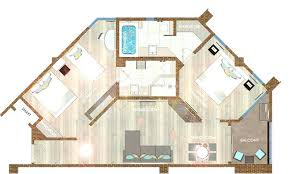 Mirage Two Bedroom Tower Suite New Decorating Design