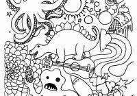Middle Printable Coloring Page For Kids