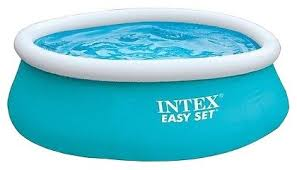 <b>Бассейн Intex</b> Easy Set 28110/56970 — купить по выгодной цене ...