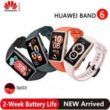 Vòng Đeo Tay Thông Minh Huawei Band 6 Full Tiếng Việt - Hàng Nhập Khẩu -  Vòng đeo thông minh - Vòng theo dõi vận động Nhãn hàng Honor