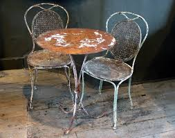 french bistro chairs and table. gorgeous french bistro table chairs impressive cafe and round set t