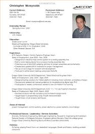 Job Resume Template College Student It Sample Template Sevte