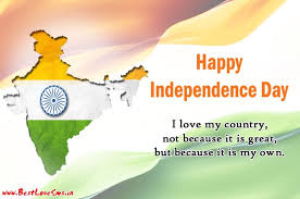 Independence Day Quotes Inspiration Patriotic Indian Independence Day Quotes With Images For Country Lovers