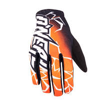Oneal Mx Glove Size Chart Oneal Gloves O Neal Matrix Glove Motocross Gloves Black