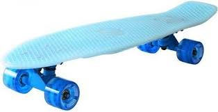 Детский <b>скейт Y</b>-<b>Scoo</b> RT 402E-B <b>Big Fishskateboard</b> GLOW 27 ...