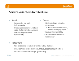 What Is Service Oriented Architecture Service Oriented Architecture Benefits Caveats