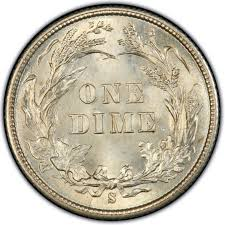 Roosevelt Dime Value Chart Roosevelt Silver Dime Values And Prices Unbiased Silver Dime
