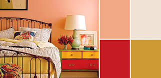 peach paint colorsVintage Paint Colors and Palette Home Style Guide  Home Tree Atlas