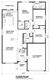 bungalow floor plans. Kenora Floor Plan Bungalow Plans