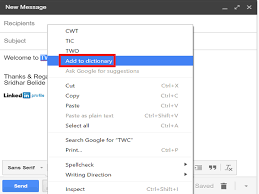 Google Add Words Add Or Remove Words From Chrome Spelling Dictionary
