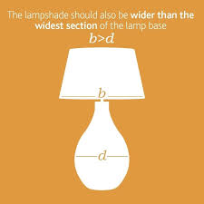 33 inspiring ideas lamp shade sizes harp how to determine correct lampshade size measure a throughout