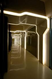 interior lighting. Art Deco Style Interior Design - Beautiful Exterior Modern Beach House Led Light Tubes For Energy Lighting