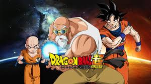 Roshi, Krillin And Goku - KAME Style ...