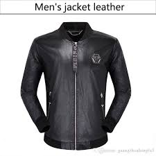 new fashion men s leather motorcycle coats jackets used leather coat leather jacket