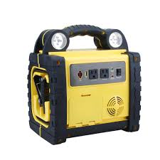 ultra performance 5 in 1 power station with integrated jump starter compressor