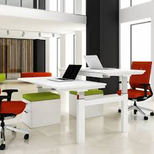 astonishing office desks. Astonishing Person Desk Simple Solving Problem For Small Office Or Even Home Two Inspiration And Styles Desks M