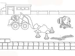 Small Picture Construction site coloring pages ColoringStar