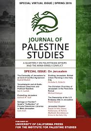 journal of studies special virtual issue on jeru m the journal of studies presents this special issue on jeru m curated from our collection of articles and essays on the city s historical