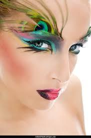 dance makeup