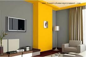 Home Interior Wall Colors Impressive Design