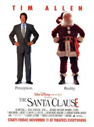the santa clause 1994 poster. Perfect The The Santa Clause Movie Poster On 1994 H