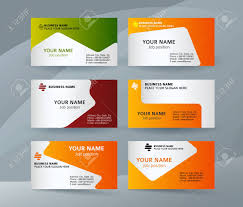 Professional Business Card Templates Abstract Professional And Designer Business Card Template Or