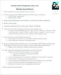 Office Rental Agreement Template Business Lease Template